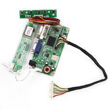 LCD Controller board (VGA + DVI) for b141ew04 v.4 qd14tl02 lp154w01-a1 n154i3-l03
