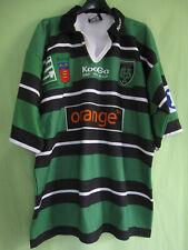 Maillot Rugby Montauban Kooga Lactel Orange Vintage Jersey - XXL