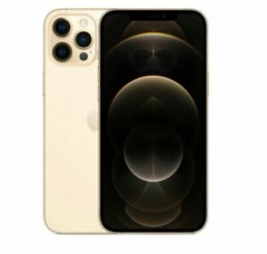 Apple iPhone 12 Pro Max - 512GB - Gold (Unlocked) (CA)