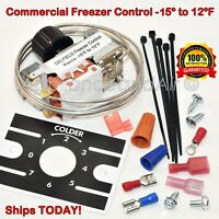 DELFIELD OEM Freezer Control Thermostat 3516043, 3516045, Ranco, Ships TODAY!
