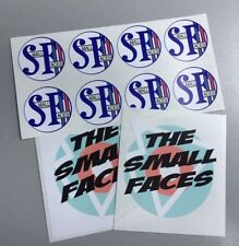 New Vinyl Stickers scooters small faces who kinks soul mod mods 90mm & 40mm