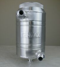 New Billet Aluminum Cool Can Fuel Chiller Fuel Cooler Coolcan System 8 AN S-Max