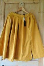 BNWT Anthropologie Hailee C Golden A-Line Skirt Sz Large RRP £98!