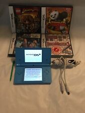 Nintendo DSi - 4 DS Games - Charger - Stylus - * Nintendo DSi Bundle *