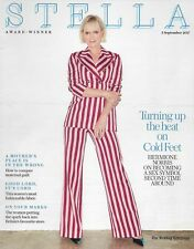 Stella magazine - Hermione Norris ('Cold Feet') Cover & Interview (3 Sept 2017)