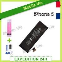 BATTERIE INTERNE POUR IPHONE 5 NEUVE + OUTILS + STICKER