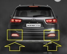 Rear Bumper LED 3Way Rear Reflector Moving type For 2016-2018 Kia Sorento