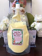 1 Skin Whitening Body Peeling Lotion Bleaching  75g Sachet USA Seller