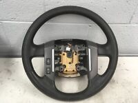 Discovery 3 4 Range Rover Sport Steering Wheel W/Cruise Control Horn QTB501760