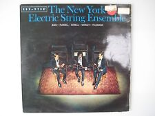 THE NEW YORK ELECTRIC STRING ENSEMBLE  LP
