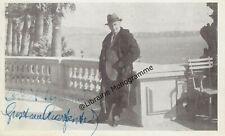 CHARPENTIER (Gustave) compositeur français (1860-1956)