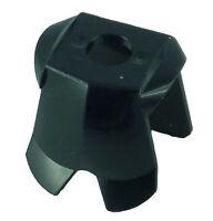 Lego 2 Stück schwarze Brustpanzer Rüstung Ritterrüstung schwarz Neu