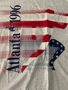 1996 Atlanta Olympic Summer Games Shirt XL