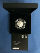 More details for 2015 silver proof £5 crown