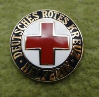 WW2 Red Cross Nurse Badge Sister Helper Military Medal Pin 1939 Germany Replica