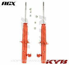 KYB 2 AGX FRONT SHOCKS HONDA ACCORD 90 91 92 93 94 95 96 97 741010 741011