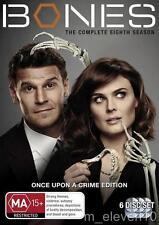 BONES Season 8 : NEW DVD