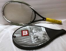 "Wilson Hyper Carbon Hammer Tour 5.0 110"" Racquet Racket 27.5"" Long w/Case"
