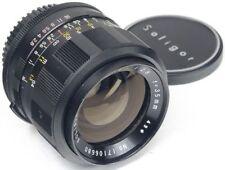 Soligor M42 Camera Lenses