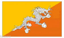BHUTAN FLAG 5FT X 3FT (Another quality product from Klicnow)