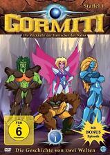 GORMITI Staffel 1.1 - Die Geschichte von zwei Welten DVD Neu/OVP