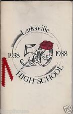 Larksville PA High School Class of 1938 50th Reunion Program