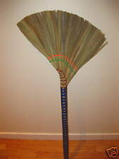 NATURAL GRASS/STRAW  WEDDING JUMP BROOM, WISHING WELLS, FLOWERS