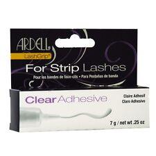 Ardell Lashgrip False Eyelashes Adhesive Glue Strip Lashes 7g BLACK/CLEAR