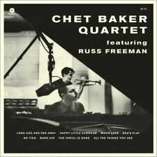 Baker- Chet Quartet/Freeman- Russ	Legendary 1956 Session (New Vinyl)