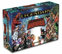 Upper Deck Legendary A Marvel Secret Wars Volume 2 Deck Building Card Game 84776