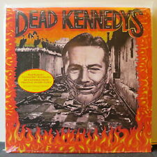 DEAD KENNEDYS 'Give Me Convenience Or Give Me Death' Remastered Vinyl LP SEALED