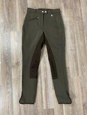 Silikon-kniebesatz HKM Reitleggings Pantalon Starlight Femme
