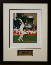 West Indian Cricket Great Sir Clive Lloyd signed photo Framed