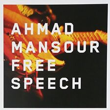 Ahmed Mansour - Free Speech [CD]