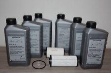 VW DSG oil transmission AUDI G052182A2 6 liters + filter