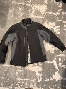 Men's RefrigiWear 0490R Insulated Soft Shell Jacket, Sz M, GREAT Condition!