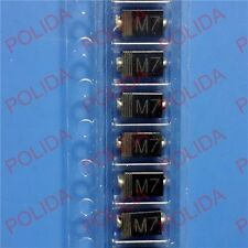 100PCS Rectifier DIODE TOSHIBA DO-214 ( SMD ) 1N4007 LL4007 M7