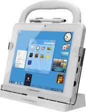 "Cybernet Cybermed T10C 9.7"" Medical Grade Tablet PC Windows 10 White  NEED SW"