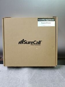 SureCall Fusion4Home 3G/4G LTE Cell Phone Signal Booster Kit ONLY SIGNAL BOOSTER