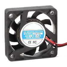 1x 4cm 2 Pin DC Brushless 12VDC 0.10A CPU Cooler Cooling Fan