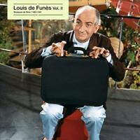 LOUIS DE FUNES - MUSIQUES DE FILMS VOL.II 1963-1981 NEW VINYL