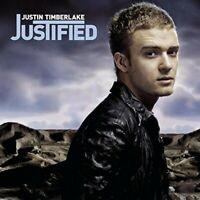 Justified - Music CD - Timberlake, Justin -  2002-11-05 - Sony Legacy - Very Goo