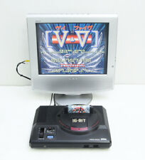 Genesis Mega Drive Sega Game Console HAA-2500 Working