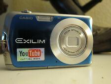 Casio EXILIM EX-S6 12.1 MP Digital Camera -Blue