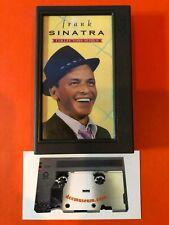 Ultra Rare DCC Frank Sinatra The Collectors Series Digital Compact Cassette