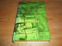 Book. English Field Names. A Dictionary. John Field. 1st 1972 HB. Free UK P&P.