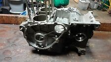 81 KAWASAKI KZ440 LTD KZ 440 KM84B ENGINE TRANSMISSION CRANKCASE CASES