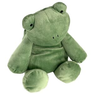 Jellycat Dozy Dou Frog Stuffed Animal, HTF 12 Inches RARE!  DISCONTINUED