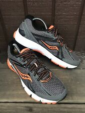 Saucony Ignition 5 Mens Size 8 Gray Running Cross Training Athletic Sneakers-514