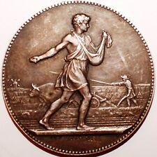 Medaille signee J. Lagrange 1935